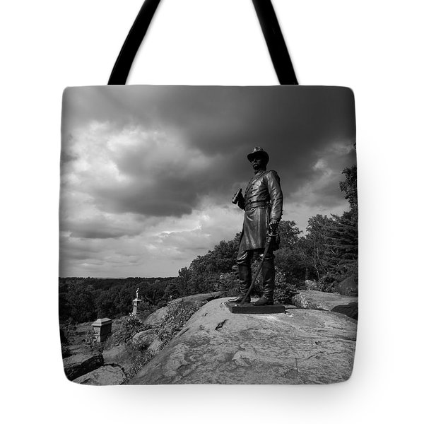 General Warrens Finest Hour Tote Bag by James Brunker