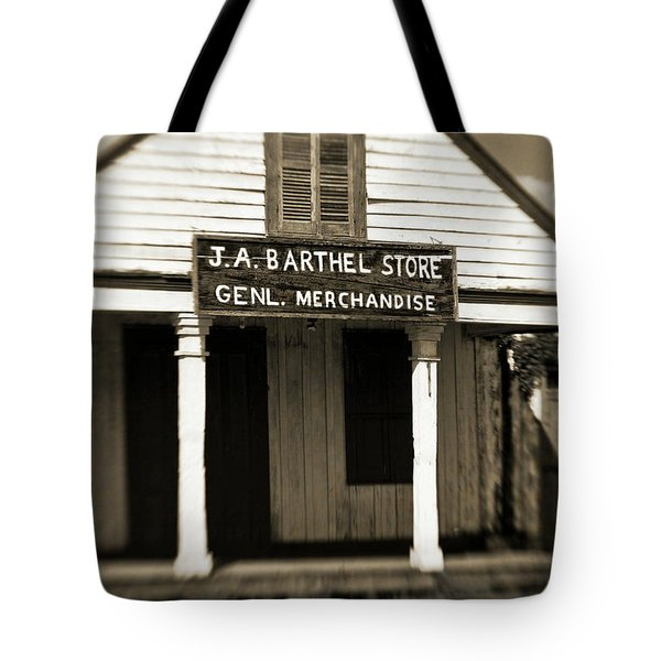 Genl Merchandise Tote Bag by Scott Pellegrin