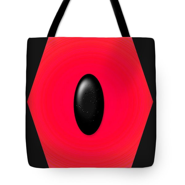 Geometric Shape Abstract 9 Tote Bag by Tina M Wenger