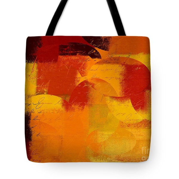 Geomix 05 - 01at01b Tote Bag by Variance Collections