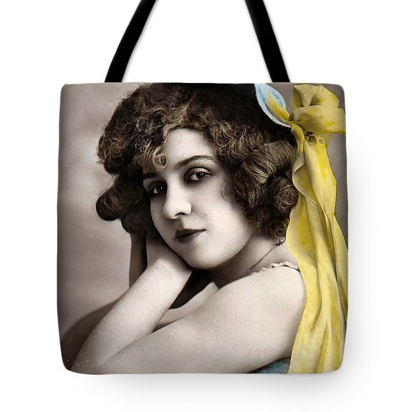 Georgette Delmares Tote Bag by Studio Photo