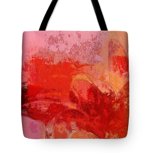 Gerberie - 221at02 Tote Bag by Variance Collections