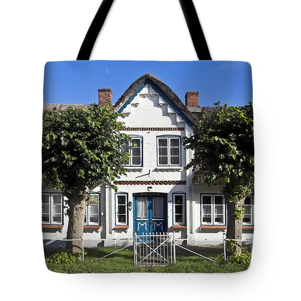 German Country House Tote Bag by Heiko Koehrer-Wagner