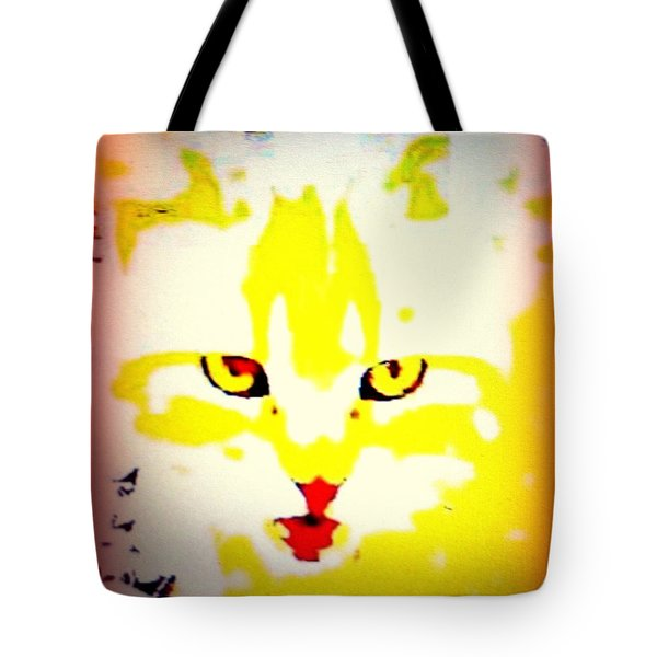 Get Fish Now Tote Bag by Hilde Widerberg
