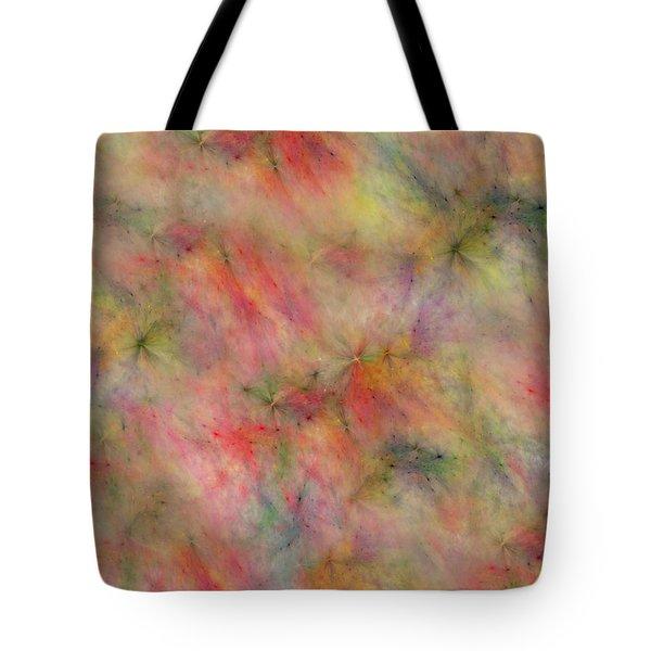 Getting Along Tote Bag by Betsy Knapp