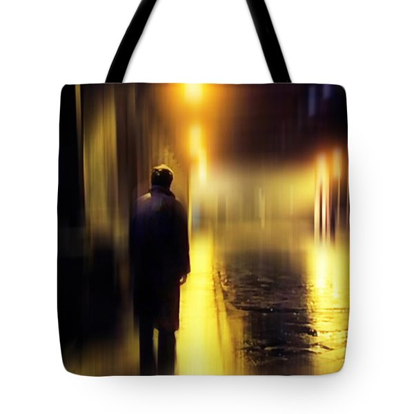 Ghost of Love 1 Tote Bag by Jenny Rainbow