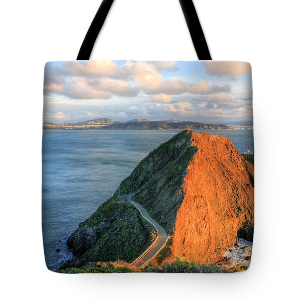 Gibraltar Tote Bag by JC Findley
