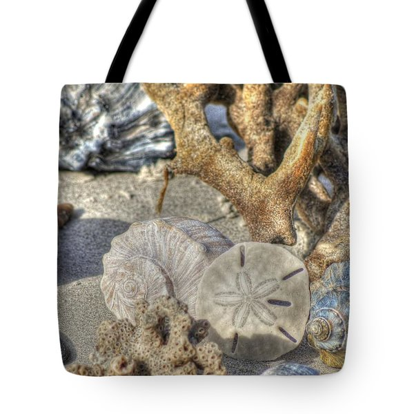 Gifts From The Sea Tote Bag by Benanne Stiens
