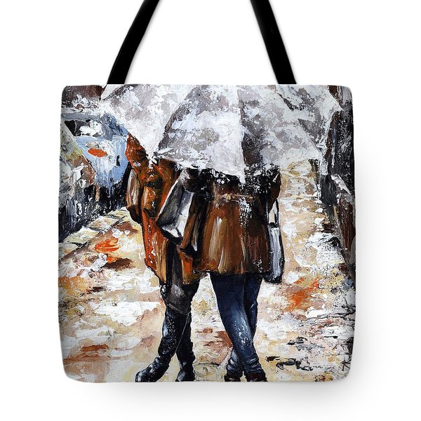Girlfriends Tote Bag by Emerico Imre Toth