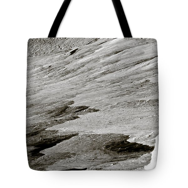 Glacier Tote Bag by Frank Tschakert