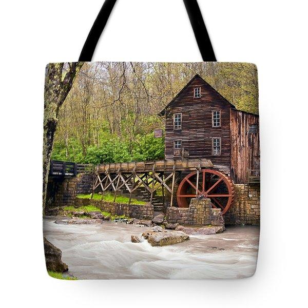 Glade Creek Tote Bag by Marcia Colelli