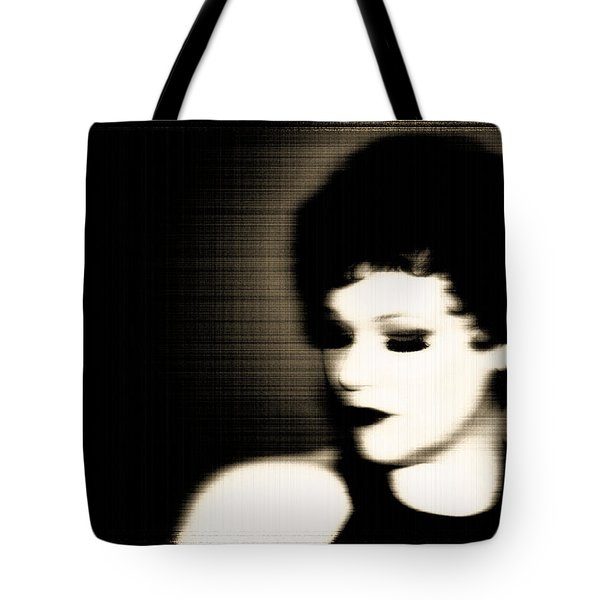 Glamour Of Days Gone By Tote Bag by Lisa Knechtel