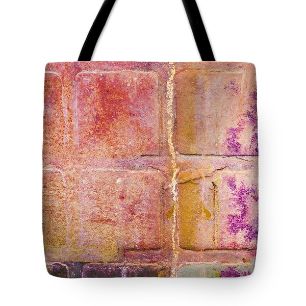 Glass Crossings 2 Tote Bag by Carol Leigh