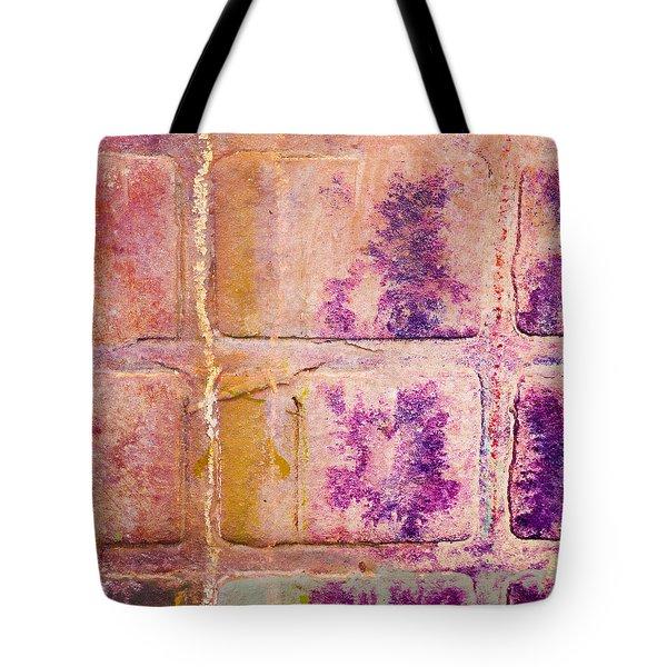 Glass Crossings 3 Tote Bag by Carol Leigh