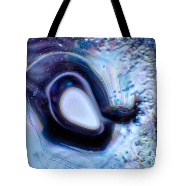 Glass Eye Tote Bag by Omaste Witkowski