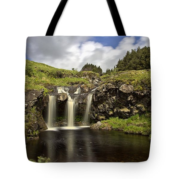 Glen Brittle Tote Bag by David Pringle