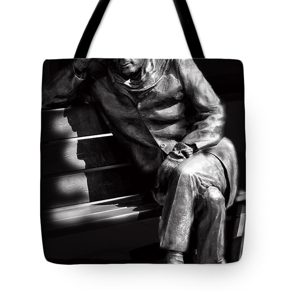 Glenn Gould Tote Bag by Andrew Fare