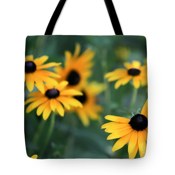 Glorious Garden of Black Eyed Susans Tote Bag by Sabrina L Ryan