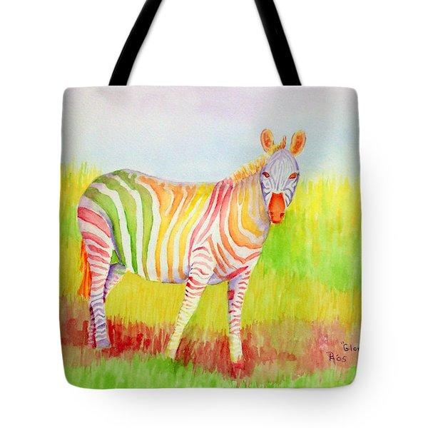 Glory Tote Bag by Rhonda Leonard