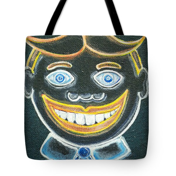 Glow In The Dark Tillie Tote Bag by Patricia Arroyo