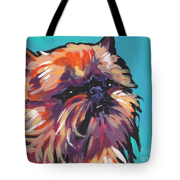 Go Griff Tote Bag by Lea S