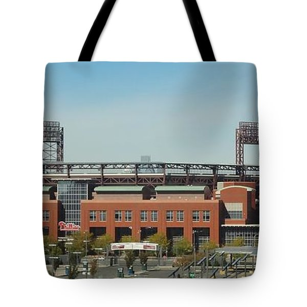 Go Phils Tote Bag by Michael Porchik