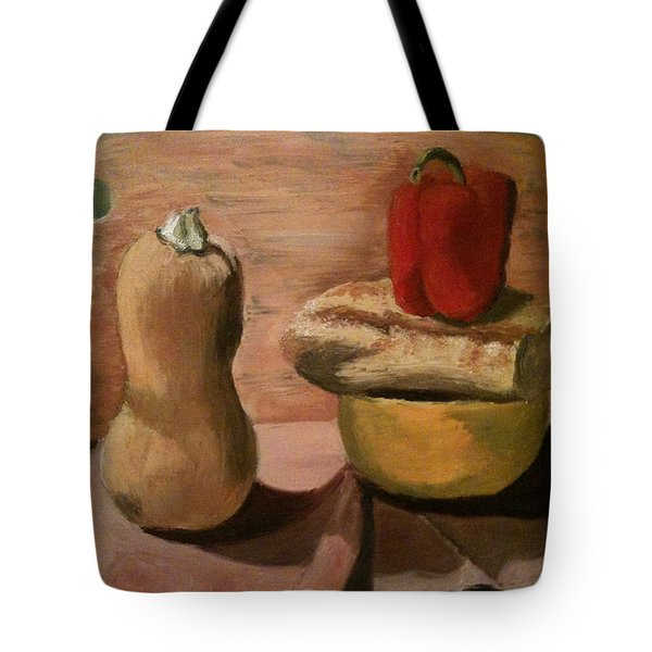 Go Vegan Tote Bag by Mila Kronik