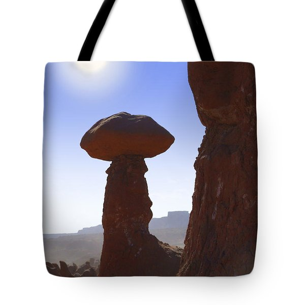 Goblin Valley State Park 2 - Utah Tote Bag by Mike McGlothlen