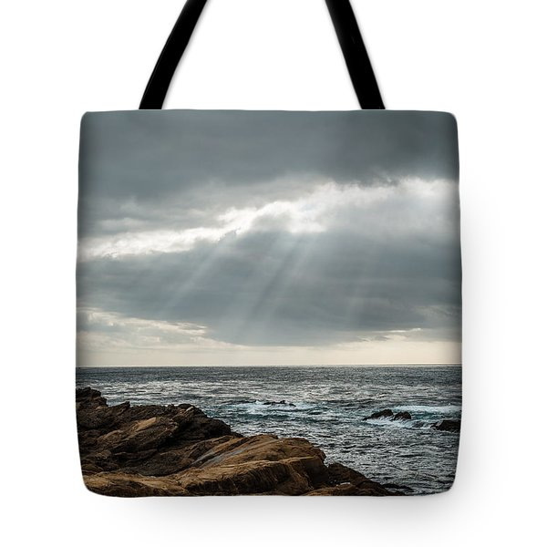 God Rays Tote Bag by George Buxbaum