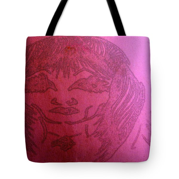 Goddess Archetype Of Careers Tote Bag by Lady Picasso Tetka Rhu