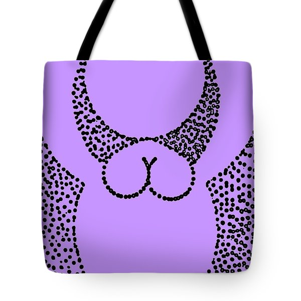 Goddess Of Purple Tote Bag by Rrrose Pix