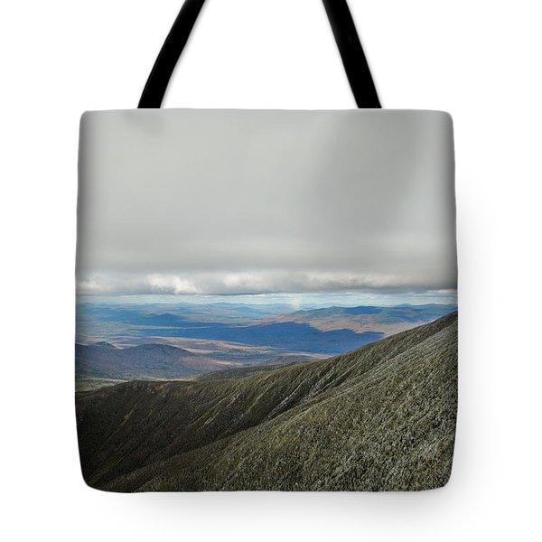 God's Country Tote Bag by Joann Vitali