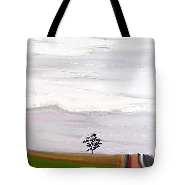 Going Home Tote Bag by Lenore Senior