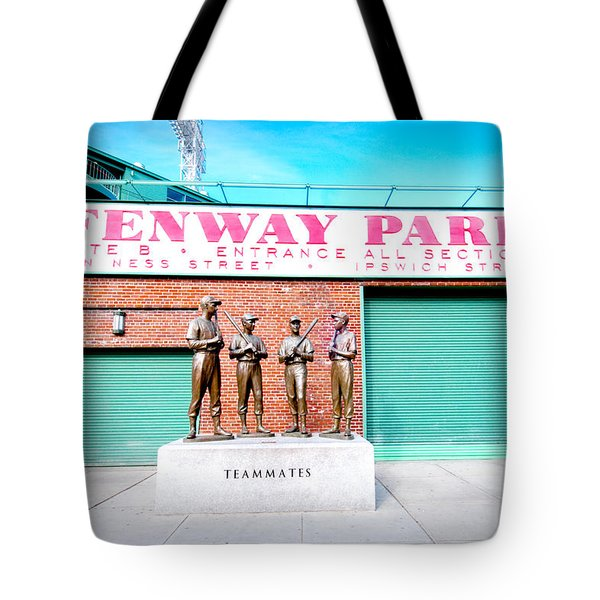 Going To The Park Tote Bag by Greg Fortier