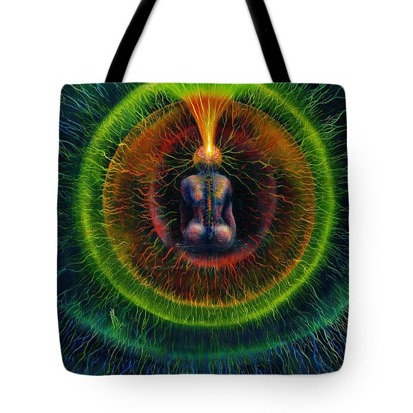 Golden Lead Tote Bag by Kd Neeley