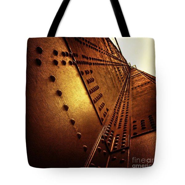 Golden Mile Tote Bag by Andrew Paranavitana