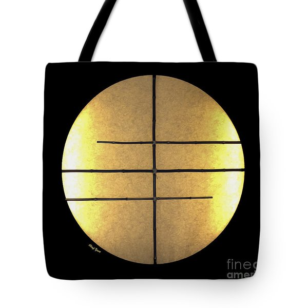 Golden Sun Tote Bag by Cheryl Young