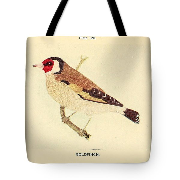 Goldfinch Tote Bag by Philip Ralley