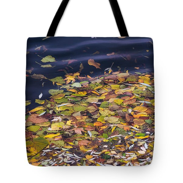 Gone With The Water Tote Bag by Alexander Senin