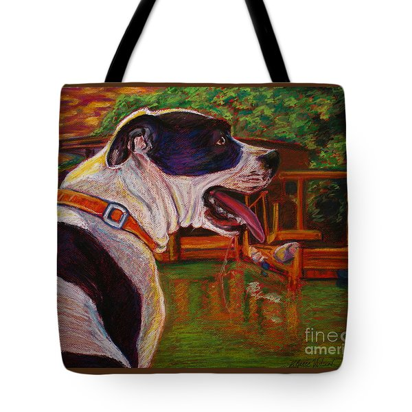 Good Day On The Boat Tote Bag by D Renee Wilson