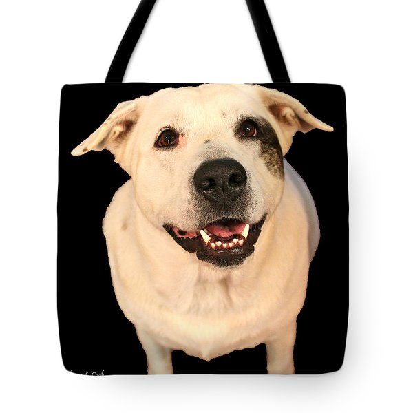 Good Dog Tote Bag by Bellesouth Studio