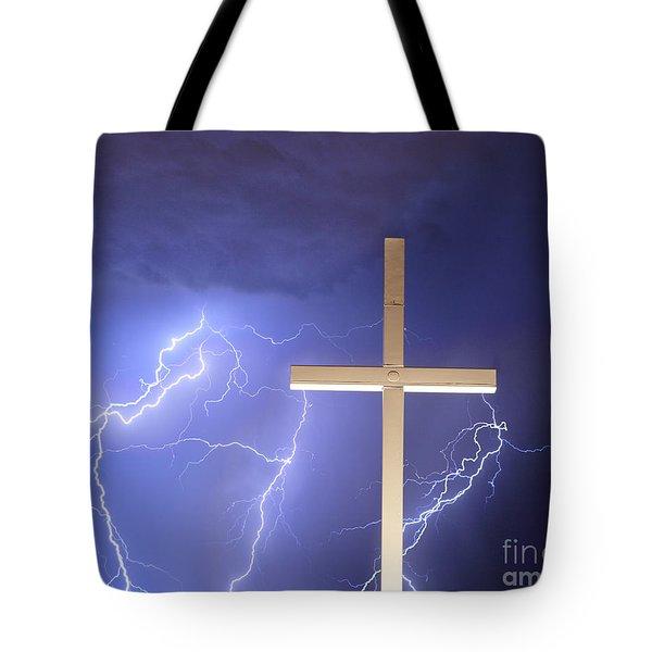 Good Friday Tote Bag by James BO  Insogna