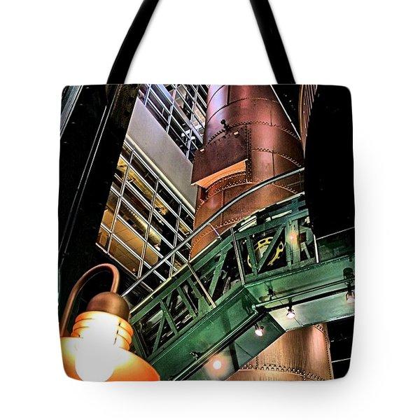 Good Ol' Daze Tote Bag by Robert McCubbin