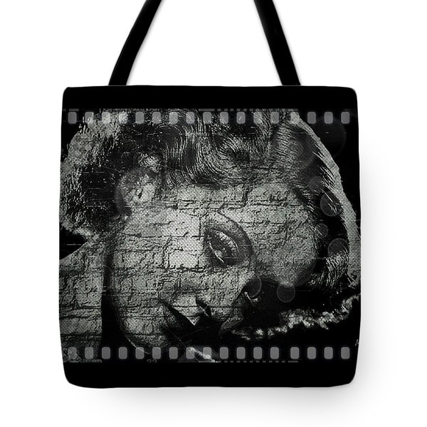 Goodbye Classic America Tote Bag by Absinthe Art By Michelle LeAnn Scott