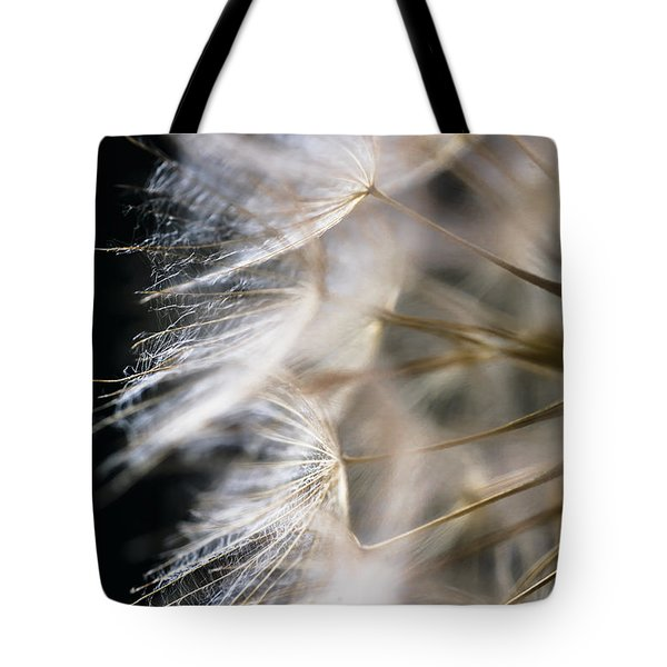 Gossamer Tote Bag by Jan Bickerton