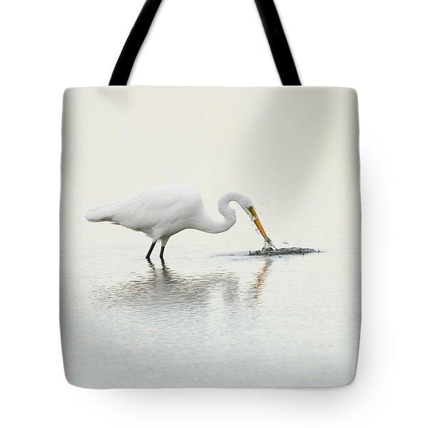 Gotcha Tote Bag by Karol Livote