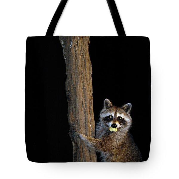 Gotcha The Cornbread Bandit Tote Bag by Randall Branham