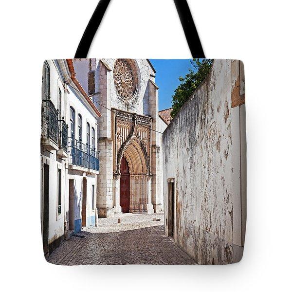 Gothic Church Tote Bag by Jose Elias - Sofia Pereira