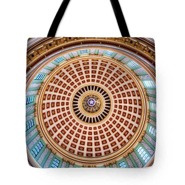 Gov001-12 Tote Bag by Cooper Ross