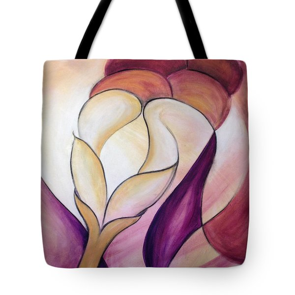 Grace In Plenty Tote Bag by Anna Elkins